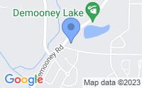 Map of College Park GA