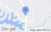 Map of Canyon Lake CA