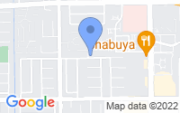 Map of Fountain Valley CA