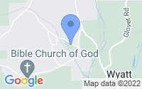 Map of Quinton AL