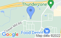 Map of Winston GA
