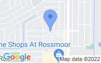 Map of Rossmoor CA