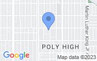 Map of Long Beach CA