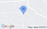 Map of Douglasville GA