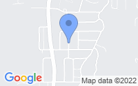 Map of Cave Creek AZ