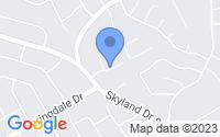 Map of Snellville GA