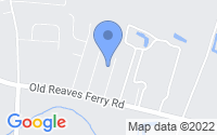 Map of Conway SC