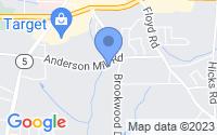 Map of Mableton GA
