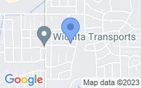 Map of Wichita Falls TX