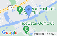 Map of Little River SC