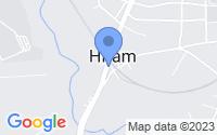 Map of Hiram GA