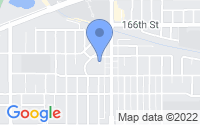 Map of Torrance CA