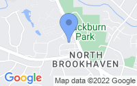 Map of Brookhaven GA