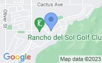 Map of Moreno Valley CA