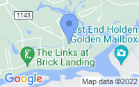 Map of Shallotte NC