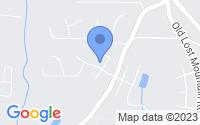 Map of Powder Springs GA