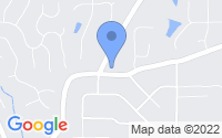 Map of Powder Springs GA