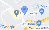 Map of Norcross GA