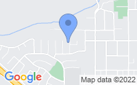 Map of Beaumont CA