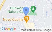 Map of Dunwoody GA