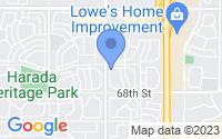 Map of Eastvale CA