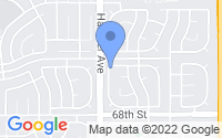Map of Eastvale CA