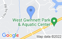 Map of Berkeley Lake GA