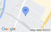 Map of Pico Rivera CA