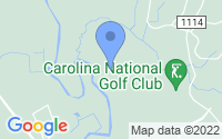 Map of Bolivia NC