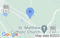 Map of Winder GA