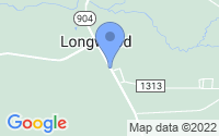 Map of Longwood NC