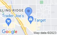 Map of Chino CA