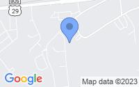 Map of Auburn GA