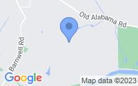 Map of Johns Creek GA