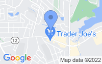 Map of Columbia SC