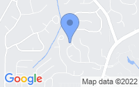 Map of Alpharetta GA