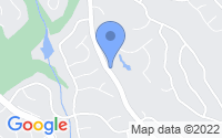 Map of Dacula GA