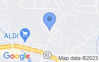 Map of Woodstock GA