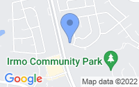 Map of Irmo SC