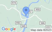 Map of Crane Hill AL