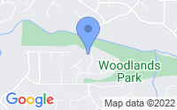Map of Woodstock GA