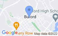 Map of Buford GA