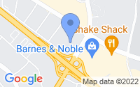 Map of Thousand Oaks CA