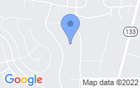 Map of Winnabow NC