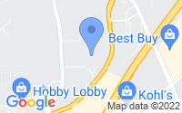 Map of Cumming GA