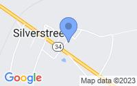 Map of Silverstreet SC
