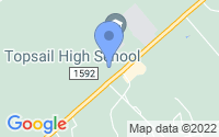 Map of Hampstead NC