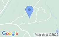 Map of Dahlonega GA