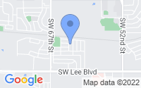 Map of Lawton OK