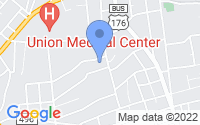 Map of Union SC